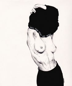 kaethebutcherillustrations: untitled by Kaethe Butcher