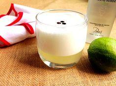 Pisco Sour peruano - ein leichtes und köstliches Rezept. http://peruanische-kueche.de/piscosour/ Fast wie in Peru.