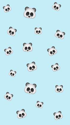 Butterfly Wallpaper Iphone, Emoji Wallpaper Iphone, Iphone Wallpaper Images, Cute Emoji Wallpaper, Panda Wallpapers, Disney Phone Wallpaper, Simple Wallpapers, Iphone Background Wallpaper, Blue Wallpapers