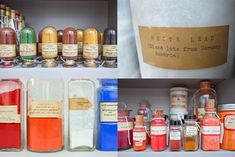 Harvard's Colorful Library Filled With 2,500 Pigments...