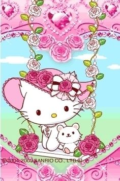 Charmmy Kitty my most favorite Sanrio character!!!