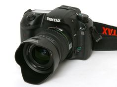 my Pentax K20D digital SLR