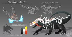 """A commission of my RWBY Grimm Fan art, the Komodusk Alpha, created by Komodusk Alpha - """"The Hunter of Hunters"""" The great monsters of legend, the m. Rwby Oc, Team Rwby, Rwby Grimm, Beast Creature, Fantasy Monster, Creature Concept, Character Modeling, Monster Hunter, Creature Design"""