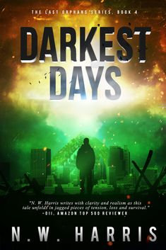 Book Lovers Life: Darkest Days by N W Harris Book Blitz and Giveaway! Books To Read, My Books, Trade Books, Book Format, Book Publishing, Book Lovers, This Book, Tours