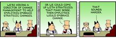 How to Make a Change Management Strategy (and Defuse the Growth Time Bomb)