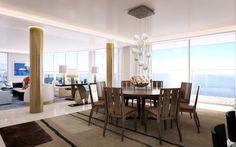 penthouse apartment in Monaco