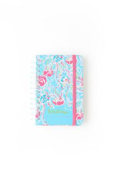Lilly Pulitzer Small Agenda in Jellies Be Jammin- just pre ordered this <3