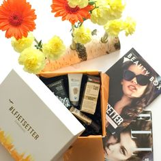 LookFantastic - Beauty Box (#LFJETSETTER - Juni 2016)