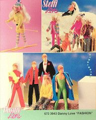 Danny Love (1992 Booklet) (farmspeedracer) Tags: man men love boyfriend fashion vintage germany toy toys doll kevin dolls steffi ken barbie hunk retro german booklet simba clone elefant nineties 1990s 90s collector steffie playline