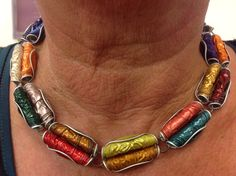 Nespresso cups jewelry -- so many clever people in the world!