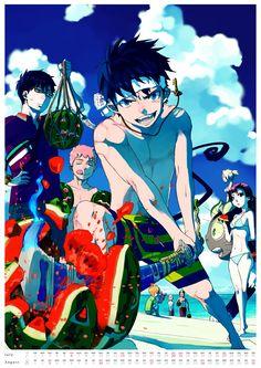 Blue Exorcist - Kazue Kato | so murderous!