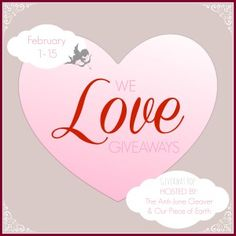 We Love Giveaways Hop - Winner's Choice! $25 Paypal or $25 Amazon GC