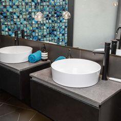 Suzi and vonni room 1 bathroom theblock theblockshop for Bathroom ideas gold coast