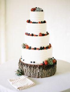 way too cute of a cake
