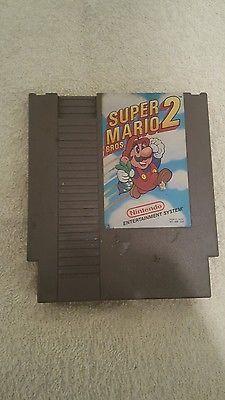 NES Super Mario 2