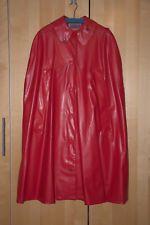 Regencape Cape, k. Regenmantel ca. 112 cm lang, aus GUMPLA (ähnl. Gummi)  in Kleidung & Accessoires, Damenmode, Jacken & Mäntel | eBay
