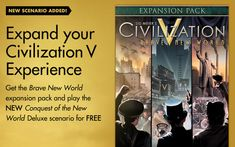 Download Civilization V DMG For macOS Free For Mac Devices With A Direct Link. Mac Store, Pack And Play, Brave New World, The Expanse, Civilization, Campaign, Ads, Learning