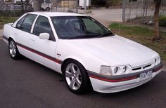 Ed Ford Falcon Sprint Australian Muscle Cars, Aussie Muscle Cars, Ford Falcon Xr8, Falcons, Hot Cars, Wheels, Racing, Bike, Board