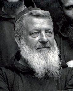 Padre Benedetto da San Marco in Lamis, al secolo Gerardo Nardella (1872-1942), in una fotografia del 1924. Fu Padre spirituale di Padre Pio dal 1905 al 1922, quando il Sant'Uffizio dispose la fine della sua direzione