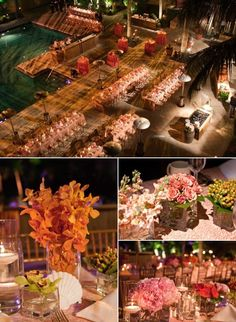 Spectacular Rehearsal Dinner In Naples At The Ritz