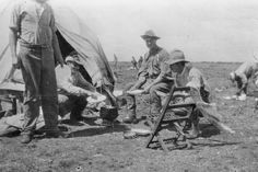 1900 - Australian soldiers in South Africa