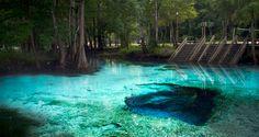 As 13 piscinas de água natural mais incríveis do mundo - Guia da Semana