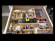 Adjustable Drawer Divider Organizer - Sawdust Girl®