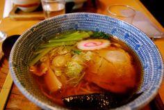 Viaje a Japon: Sopa