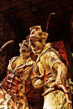 Silent Hill Nurse Cosplay II by Yue-Kato on DeviantArt