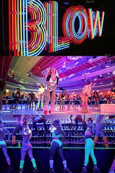 Beyoncé - Blow (2013). Party idea?