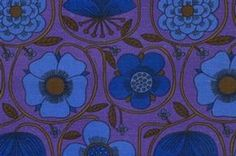 'Prince of Quince', furnishing fabric, Juliet Glyn-Smith, 1965. Museum no. CIRC.71-1967