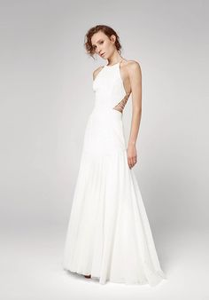 Fame and Partners Bridal Collection Kensie Mermaid Wedding Dress
