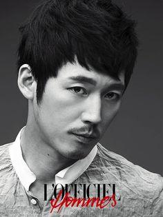 Jang Hyuk L'Officiel Hommes Korea Magazine August Issue '13