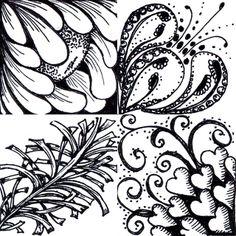 4 up doodles