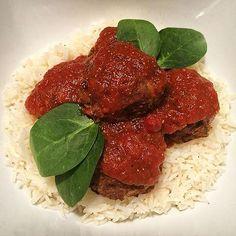 Dodo la Grano | Cuisine et recettes végétaliennes, végétari pas plate | Beanballs et sauce tomate sucrée-salée
