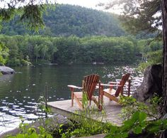 Squam Lakes, NH  where they filmed On Golden Pond #OrvisWomen