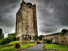 O'Dea Castle, Claire, Ireland