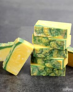 Perfect Pineapple Soap Tutorial - Soap Queen