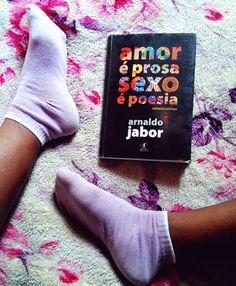 Amor é prosa Sexo é poesia