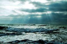 Beautiful Sky & Ocean