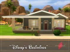 simsieland's Disney's Beginnings
