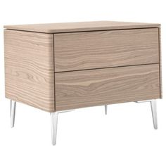 Boston 2-Drawer Nightstand by Calligaris at Lumens.com