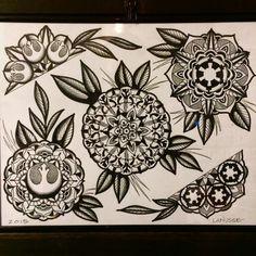 minimalist star wars tattoos - Google Search