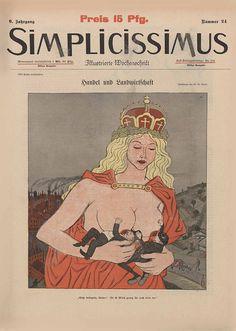 Simplicissimus · September 3, 1901