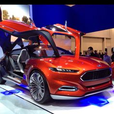 Ford Concept Car -Cars, Ford #CityFordSales