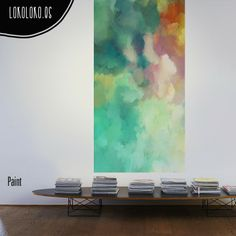 #ViniloDecorativo para #wrapping Paint usado en una pared / #DecorativeVinyl for #wrapping Paint used in a wall