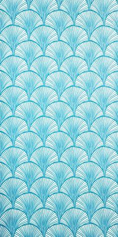 wallpaper nippon turquoise