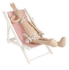 Cosy Décor & Design Home - Produtos Maileg Bunny, Cosy Decor, Rabbit Toys, Soft Dolls, Beach Chairs, Creative Kids, Online Gifts, Diy Toys, My Baby Girl