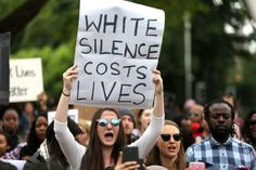 It's Time to Get Over Your White Feelings and Start Taking Action for Black Lives