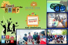SOCET Summer Camp. Haven't attended Summer Camp yet??? Get a chance to attend Summer Camp Batch-6 @ Silver Oak College of Engineering and Technology. Where you will be guided about various branches of engineering and its prospects in the future which will help you in taking a decision for your career. Don't miss the chance Hurry up !!! REGISTER NOW… You registration u can call us on: +91-9099063464.
